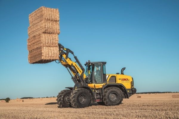 New Holland Cargadoras W170D y W190D VIMO