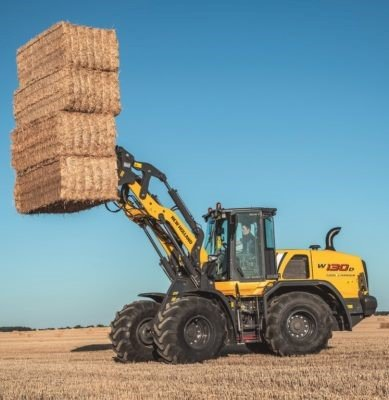 ITT VIMO. Grosses chargeuses de New Holland